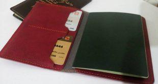 تولید جلد شناسنامه و پاسپورت